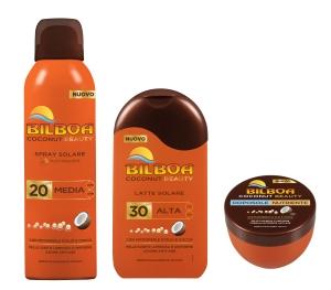 Bilboa-spray solare BEAUTY- SPF20